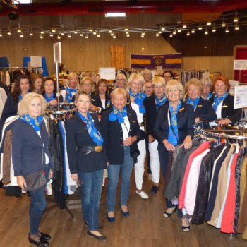 Secondhand Basar des Lions Club Viktoria Luise