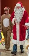 DIE!!! Weihnachtsfeier für Obdachlose und Bedürftige in Hannover.